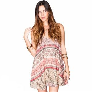 Show Me Your Mumu Bella Dress Paisley Day Small